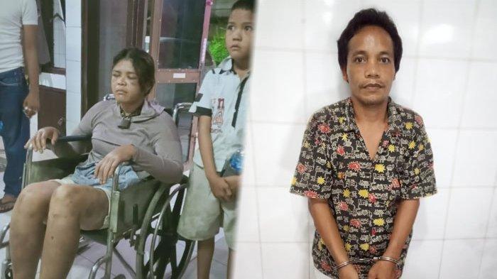 Detik-detik Penangkapan Pria yang Siksa Wanita Pujaan Hati di Medan: Jangan Masukkan Saya ke Sel