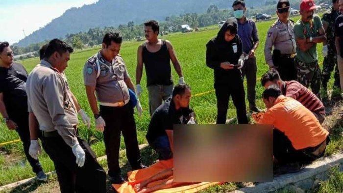 BREAKING NEWS - Hasil Visum Mayat Wanita Tanpa Busana di Sawah Mempawah, Diduga Korban Pembunuhan!