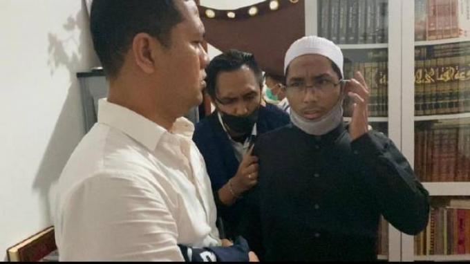 Ustaz Maaher At Thuwailibi Ditangkap, PKS : Jangan Hanya Tajam ke Lawan, Tumpul ke Kawan