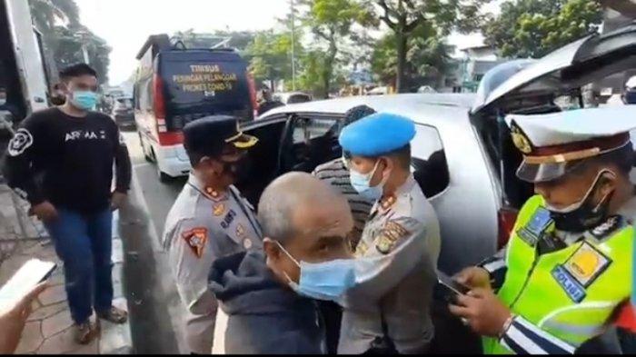 Lima Orang Diamankan saat Sidang Tuntutan Rizieq Shihab: Keliling PN Jakarta Timur Empat Kali
