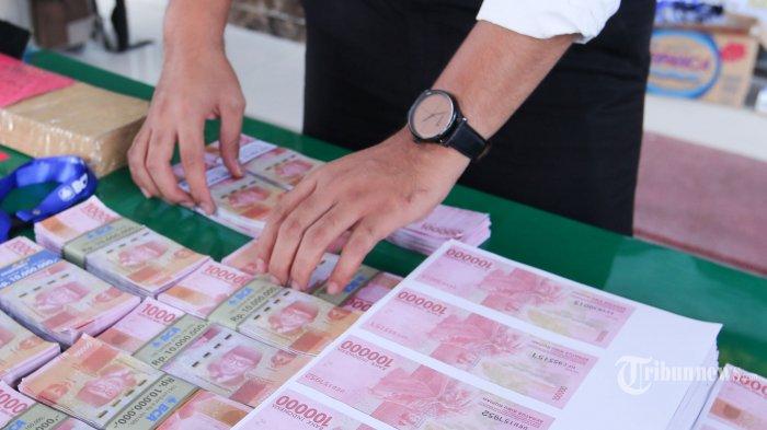 Cetak Uang Palsu di HVS Lalu Difotokopi, Warga Bantul Ditangkap Polisi