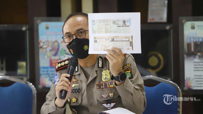 Polisi Tegur Pengemudi Mini Cooper yang Coba Masuk Rombongan Wapres: Mengaku Kepala Cabang BRI