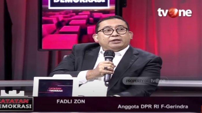 Politikus Partai Gerindra Fadli Zon kritik pemerintah buka kembali penerbangan Wuhan-Jakarta