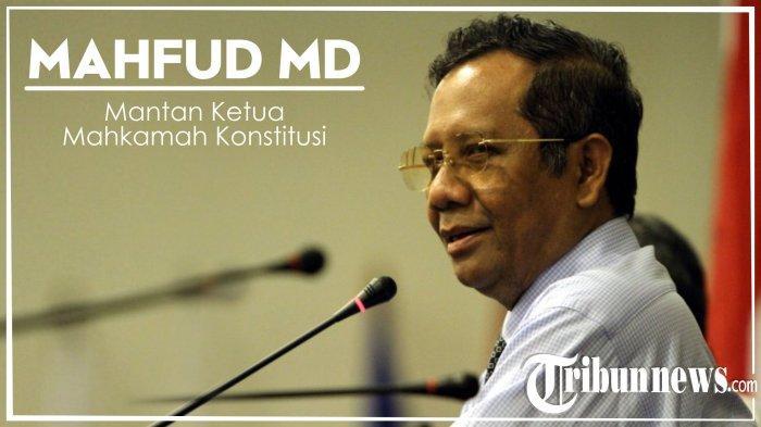 Mahfud MD Tanggapi Peluang Prabowo-Sandi di MK: Tidak Mudah Dikabulkan