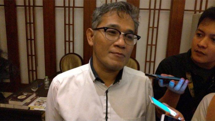 Politisi PDI Perjuangan, Budiman Sudjatmiko. TRIBUNNEWS.COM/CHAERUL UMAM