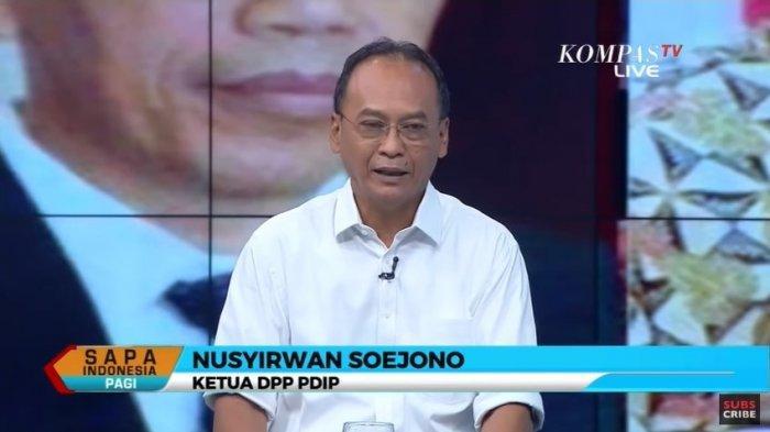 Ketua DPP PDIP, Nusyirwan Soejono
