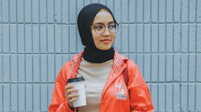Juru Bicara PSI Dara Nasution