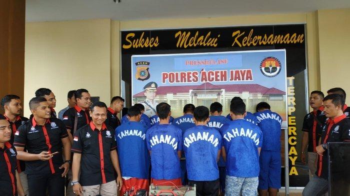 Polres Aceh Jaya Ungkap Penipuan yang Dilakukan Polisi Gadungan pada Kekasihnya