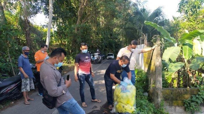 Terduga Pembuang Sampah Medis di Gianyar Ternyata Oknum Pegawai Kontrak RSUD Sanjiwani
