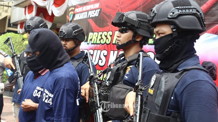 Napi Lapas Sragen Jateng dan Cianjur Jabar Kendalikan Peredaran Narkoba di Jakarta Timur