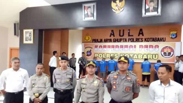 Tiga Pencuri Sarang Walet Ditembak di Kotabaru