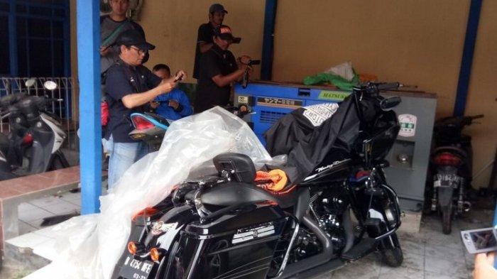 Pencuri Harley Davidson di Tangsel Ternyata Spesialis Maling Moge, Modus Test Drive Lalu Kabur
