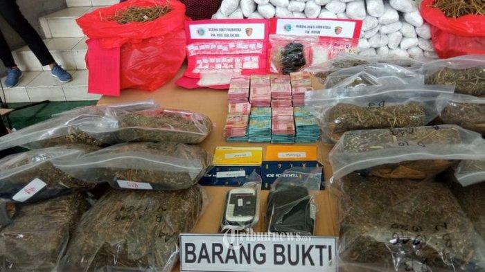 Ratusan Polisi Gerebek Kampung Narkoba di Palembang, Aparat Disambut Tembakan Mercon