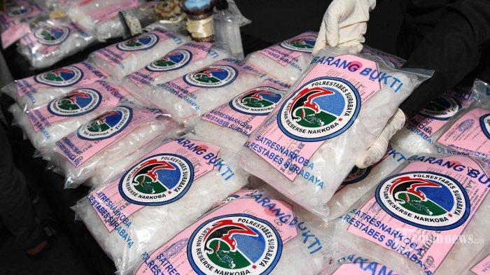 Ketua Komisi III DPR Apresiasi Polri Ungkap Narkoba 821 Kg Jaringan Internasional