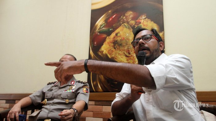 Haris Minta Prajurit, Anggota Polri dan BNN Tidak Marah