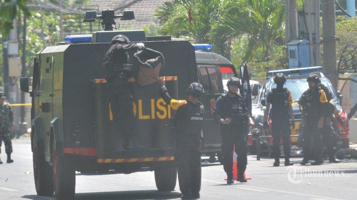 13 Mayat Teroris Masih di Surabaya, Tak Ada Keluarga yang Sudi Menjemput