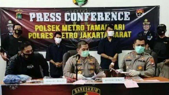 Sindiran Tak Punya Uang Untuk Kencan Picu Penusukan Wanita Muda di Hotel Wilayah Tamansari