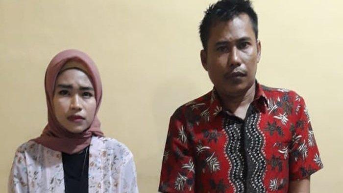 Pasangan Suami Istri Kompak jadi Pengedar Ganja, Kedapatan Hendak Menjual Seberat 14,2 Kg