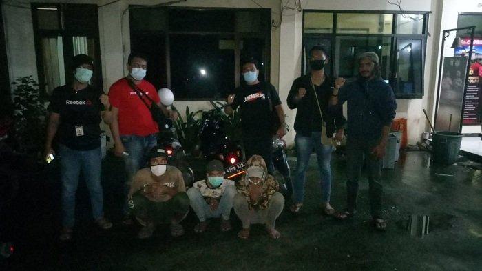 Kronologi Penangkapan 5 Pencuri Sepeda Motor di Tebet, Pelaku Andalkan Kunci T Saat Beraksi