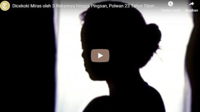 Dintinggal Ibunya Jadi TKI, Siswi SMP 12 Tahun Dipaksa Layani Napsu Ayah Tiap Bulan Minimal 2 Kali