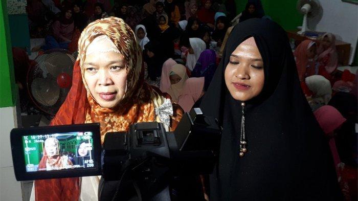 Ratusan Santri Pondok Tahfidz Nur'aini Salat Ghaib dan Doakan Ani Yudhoyono