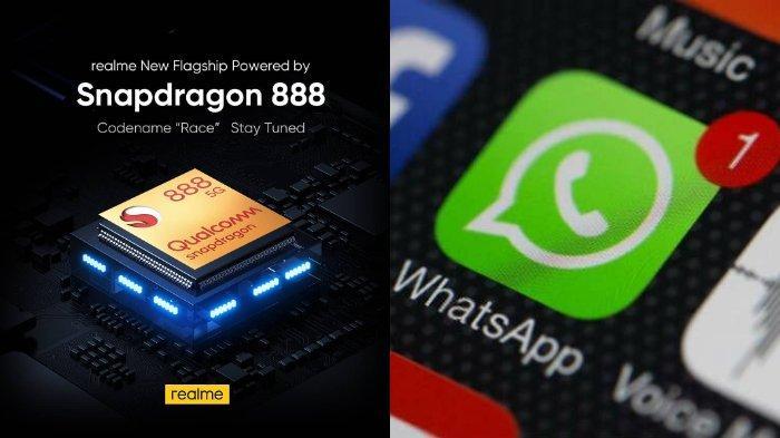 POPULER Techno: Ponsel Flaghship realme Segera Rilis | Cara Ubah Wallpaper WhatsApp Tiap Kontak