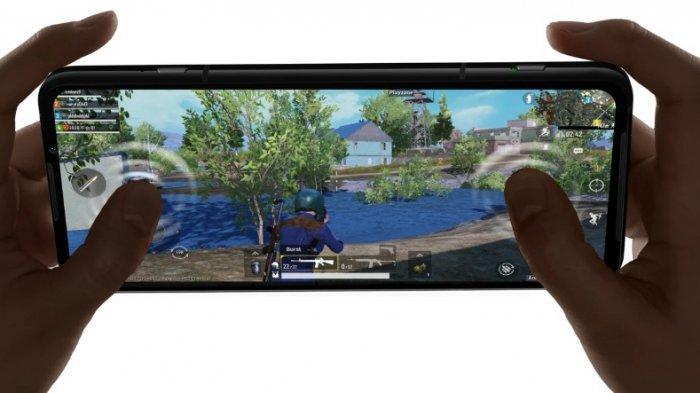 Ponsel gaming Black Shark 3.