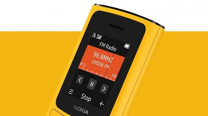 Ponsel Murah Nokia 105 4G dan 110 4G Resmi Meluncur, Harga di Bawah Rp 1 Juta