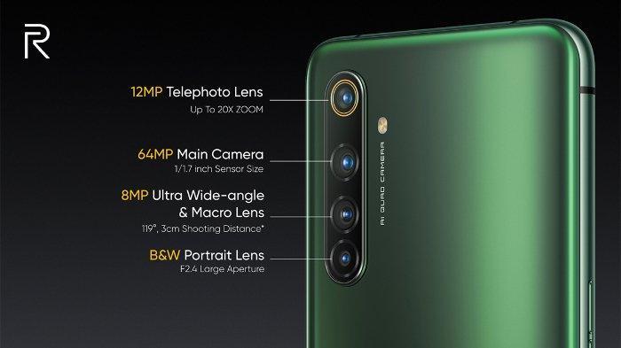 Realme X50 Pro dengan Fitur Kamera 20x Zoom
