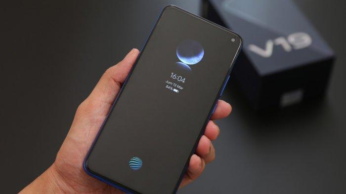 Smartphone Vivo V19.