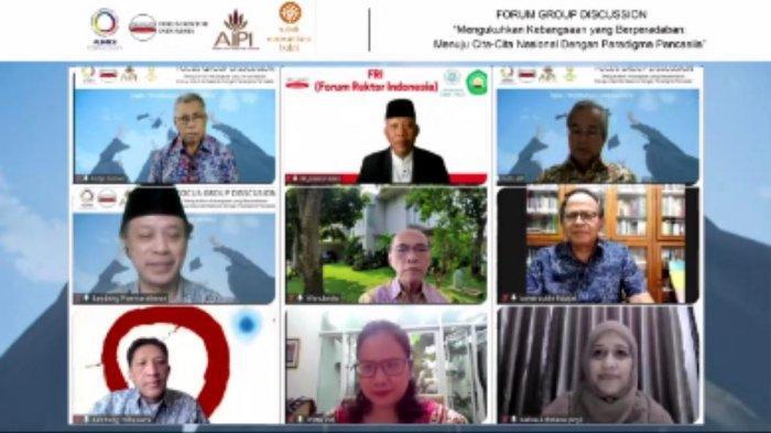 Pontjo Sutowo: Perapuhan Nilai Kebangsaan Juga Dipicu oleh Perilaku Pecah Belah Elite Politik