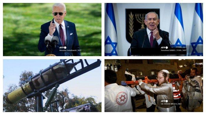 POPULER Internasional: Acara Open House Joe Biden Diboikot   Israel Sebut Pemboman Masih Berlanjut
