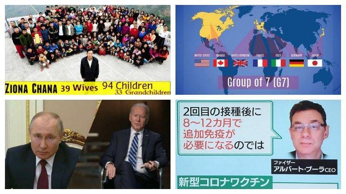 POPULER Internasional: Pria dengan 39 Istri dan 94 Anak Meninggal | China Kecam Pernyataan G7