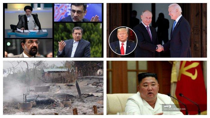 POPULER Internasional: Profil 4 Kandidat Presiden Baru Iran | Krisis Pangan di Korea Utara