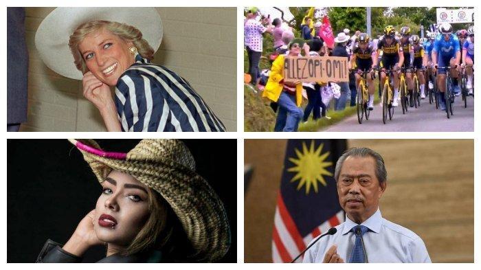 POPULER Internasional: Ulang Tahun Terakhir Putri Diana | Kuala Lumpur Lockdown Dua Minggu