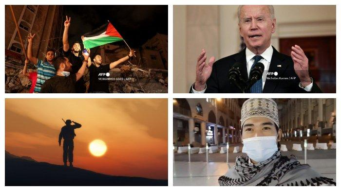 POPULER Internasional: Israel-Hamas Gencatan Senjata | Nasib YouTuber yang Ditahan di Arab Saudi