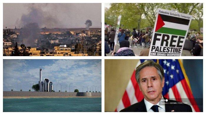 POPULER Internasional: Israel Serang Lab Covid di Gaza | Legislator AS Pertanyakan Penjualan Senjata