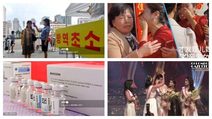 POPULER Internasional: Korea Utara Masih Bebas Covid-19 | Momen Mahkota Mrs Sri Lanka Dicopot Paksa
