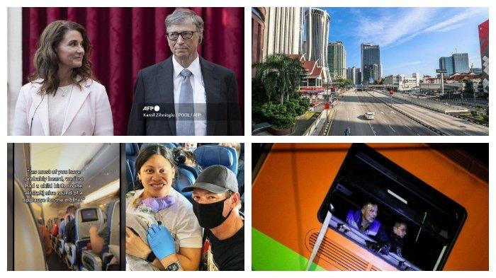 POPULER Internasional: Perjalanan Cinta Bill Gates dan Melinda | Jembatan Layang di Meksiko Ambruk