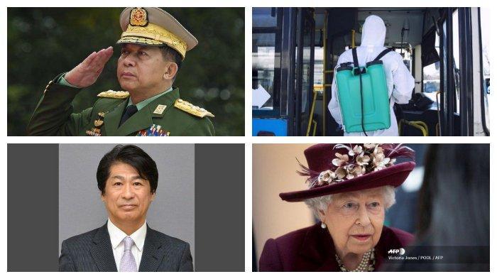 POPULER Internasional: Pidato Pertama Pemimpin Militer Myanmar | Skandal Intervensi Ratu Elizabeth
