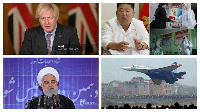 POPULER Internasional: PM Inggris Diminta Mengundurkan Diri | China Kirim Jet Tempur ke Taiwan