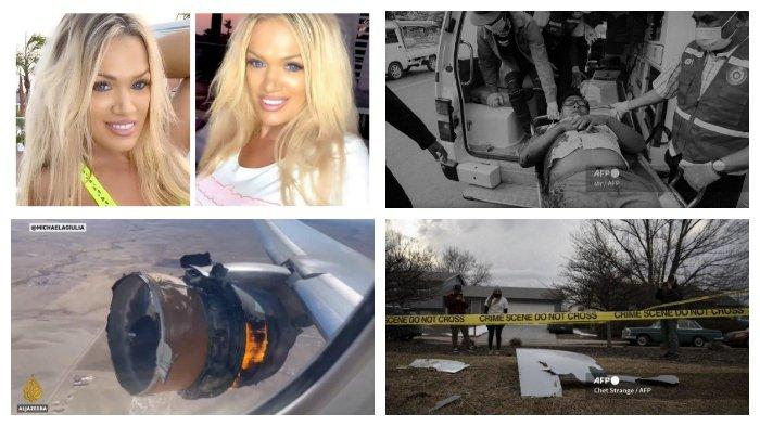 POPULER Internasional: Rahasia Awet Muda Nenek 50 Tahun | Mesin United Airlines Meledak di Udara