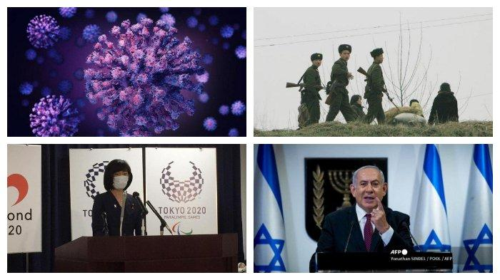 POPULER Internasional: WHO Namai Varian Covid-19 dengan Alfabet Yunani   Profil Benjamin Netanyahu
