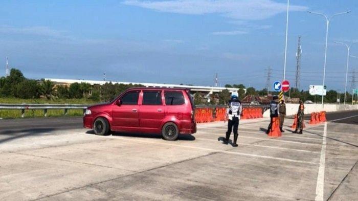 Pos Penyekatan Mudik di Kota Palembang Diperpanjang Hingga 31 Mei 2021