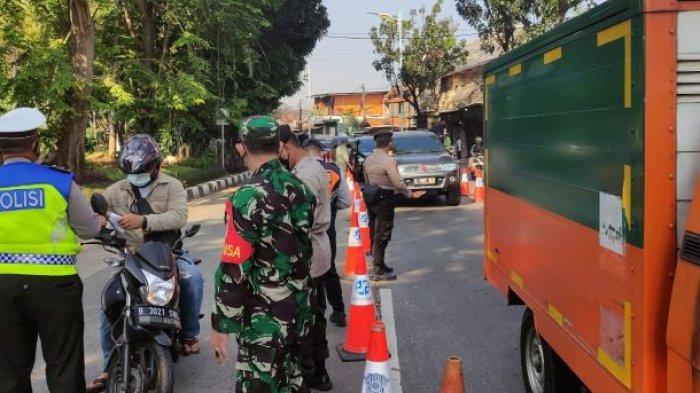 Daftar Terbaru Wilayah yang Menerapkan PPKM Level 3 dan 4 di Jawa-Bali