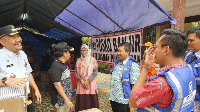 Jasindo Kirim Bantuan dan Bangun Posko Pelaporan Klaim Korban Banjir