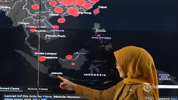 Update Suspect Virus Corona Di Jakarta Ada 68 Orang Dalam Pemantauan 87 Pasien Diawasi Tribunnews Com Mobile