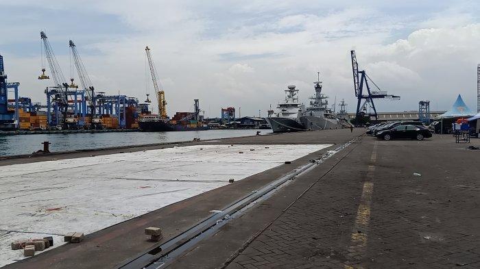 JICT II TJ Priok Minim Aktivitas Setelah Operasi SAR Pencarian Sriwijaya Air SJ-182 Dihentikan