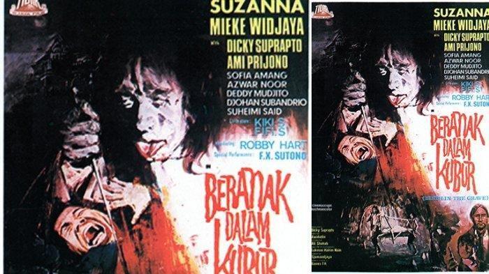 Beranak Dalam Kubur (1972) - Tribunnews.com Mobile