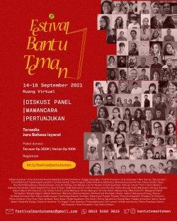 Para Penulis Gelar Festival untuk Bantu Teman Terdampak Pandemi